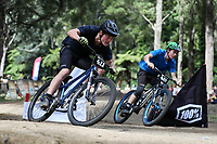 Crankworxs Dual Slalom, The Wattles, Whakarewarewa, Rotorua, New Zealand, Tuesday 20 March 2018. Photo: Simon Watts/www.bwmedia.co.nz