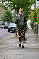 Cleo Watson arriving at Dominic Cummings house to drive him.<br /> London, England on June 29, 2020.<br /> CAP/GOL<br /> ©GOL/Capital Pictures