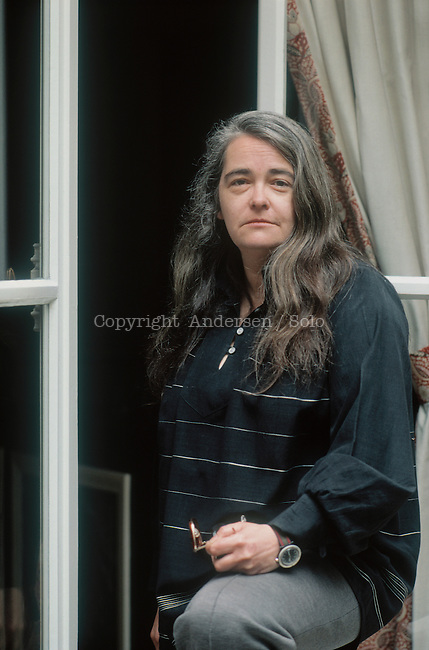 Kate Millett, American feminist and writer.