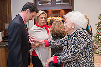 Barbara Bush Houston Literacy Foundation Reception