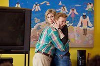 Role Models (2008) <br /> Jane Lynch, A.D. Miles<br /> *Filmstill - Editorial Use Only*<br /> CAP/MFS<br /> Image supplied by Capital Pictures