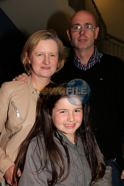 Catrina Amy Finbar Fowley at the Lourdes Brass Band 'Sounds of Summer' concert.<br /> Picture: www.newsfile.ie