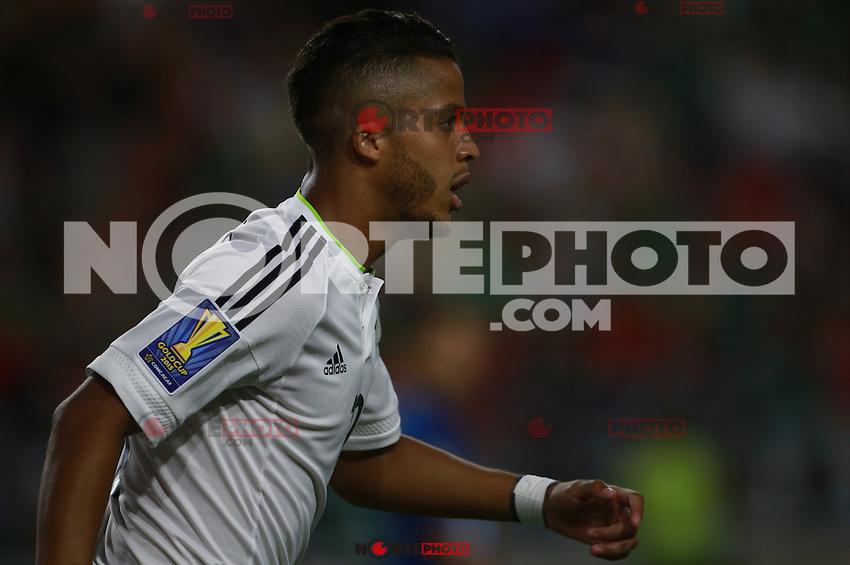 Giovani DO Santos de Mexico   ,durante partido entre las selecciones de Mexico y Guatemala  de la Copa Oro CONCACAF 2015. Estadio de la Universidad de Arizona.<br /> Phoenix Arizona a 12 de Julio 2015.