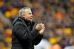 Wolves manager Kenny Jackett - Football - Sky Bet Championship - Wolverhampton Wanderers vs Fulham - Season 2014/15 - 24th February 2015 - Photo Malcolm Couzens/Sportimage
