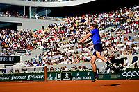 David Goffin (Bel)<br /> Parigi 31/05/2019 Roland Garros <br /> Tennis Grande Slam 2019 <br /> Foto JB Autissier Panoramic / Insidefoto <br /> ITALY ONLY<br /> Parigi 31/05/2019 Roland Garros <br /> Tennis Grande Slam 2019 <br /> Foto JB Autissier Panoramic / Insidefoto <br /> ITALY ONLY