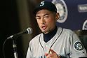 MLB OPENING SERIES 2019 : Ichiro Suzuki Press Conference in Tokyo