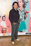 "David Andrade attends the Premiere of the Theater Play ""Al Final de la carretera"" at Fenan Gomez Theatre in Madrid, Spain. October 7, 2014. (ALTERPHOTOS/Carlos Dafonte)"