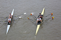Crew: 254   BEB-GRANT    Bewl Bridge Rowing Club    Mx MasD/E 2x <br /> Crew: 224   TSS-NEWTON    Tideway Scullers School    Op MasB/C 2x Champ <br /> <br /> Pairs Head 2017<br /> <br /> To purchase this photo, or to see pricing information for Prints and Downloads, click the blue 'Add to Cart' button at the top-right of the page.
