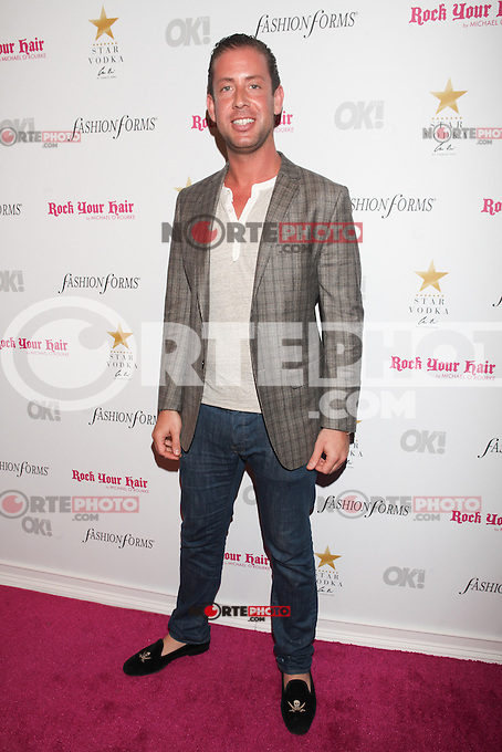 NEW YORK, NY - SEPTEMBER 10: Seth Levine attends OK! MAGAZINE'S 4TH ANNUAL FASHION WEEK CELEBRATION AT Cielo in New York City, NY. September 10, 2012. &copy; Diego Corredor/MediaPunch Inc. /NortePhoto.com<br />