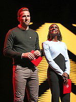 11/03/2020 - Harry Kane and Dina Asher Smith at The Princes Trust Awards 2020 At The London Palladium. Photo Credit: ALPR/AdMedia