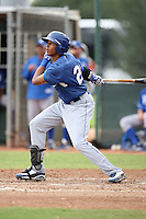 James Baldwin III - Los Angeles Dodgers - 2010 Instructional League.Photo by:  Bill Mitchell/Four Seam Images..