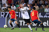 Luca Waldschmidt of Germany gestures<br /> Udine 30-06-2019 Stadio Friuli <br /> Football UEFA Under 21 Championship Italy 2019<br /> final<br /> Spain - Germany<br /> Photo Cesare Purini / Insidefoto