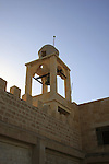 Jordan Valley, Qasr al Yahud. Greek Orthodox Monastery of St. John