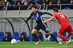 Masato Morishige (JPN), MARCH 29, 2016 - Football / Soccer : FIFA World Cup Russia 2018 Asian Qualifier Second Round Group E match between Japan 5-0 Syria at Saitama Stadium 2002, Saitama, Japan. (Photo by YUTAKA/AFLO SPORT)