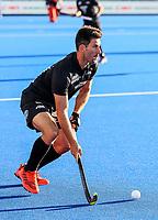 Kane Russell. Pro League Hockey, Vantage Blacksticks v Germany. Nga Puna Wai Hockey Stadium, Christchurch, New Zealand. Friday 15th February 2019. Photo: Simon Watts/Hockey NZ