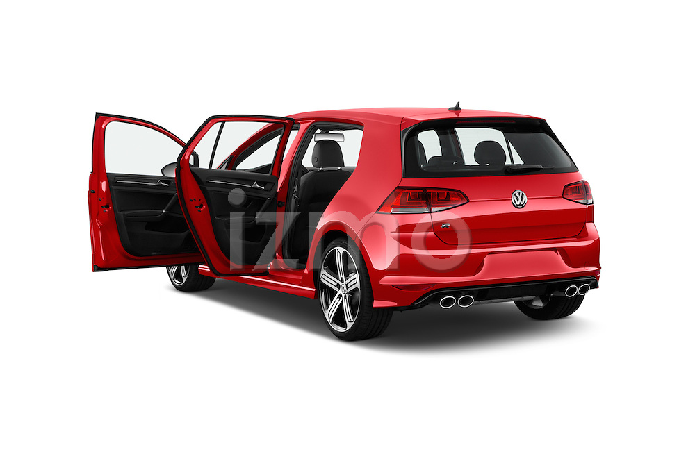 2016 Volkswagen GOLF R 5 Door Hatchback