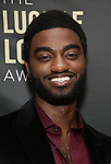 Jelani Alladin attends the 33rd Annual Lucille Lortel Awards on May 6, 2018 in New York City.