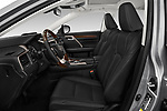 Front seat view of 2018 Lexus RX 350L-4x2 5 Door SUV Front Seat  car photos