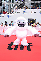 """TORONTO, ONTARIO - SEPTEMBER 07: Everest attends the """"Abominable"""" premiere during the 2019 Toronto International Film Festival at Roy Thomson Hall on September 07, 2019 in Toronto, Canada. <br /> CAP/MPIIS<br /> ©MPIIS/Capital Pictures"""