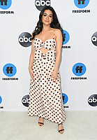 05 February 2019 - Pasadena, California - Emeraude Toubia. Disney ABC Television TCA Winter Press Tour 2019 held at The Langham Huntington Hotel. <br /> CAP/ADM/BT<br /> &copy;BT/ADM/Capital Pictures