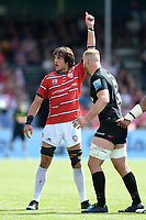Franco Mostert of Gloucester Rugby. Gallagher Premiership Semi Final, between Saracens and Gloucester Rugby on May 25, 2019 at Allianz Park in London, England. Photo by: Patrick Khachfe / JMP