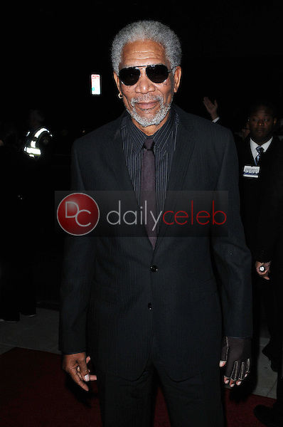 Morgan Freeman<br />