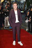 "Roman Kemp<br /> arriving for the premiere of ""Johnny English Strikes Again"" at the Curzon Mayfair, London<br /> <br /> ©Ash Knotek  D3436  03/10/2018"