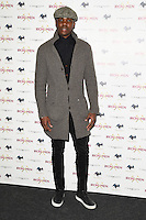 Angelo Ogbonna<br /> arrives for the &quot;Iron Men&quot; premiere at the Mile End Genesis cinema, London.<br /> <br /> <br /> &copy;Ash Knotek  D3236  02/03/2017