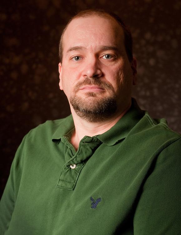 Lancaster Regional Campus headshots, Greg Barber