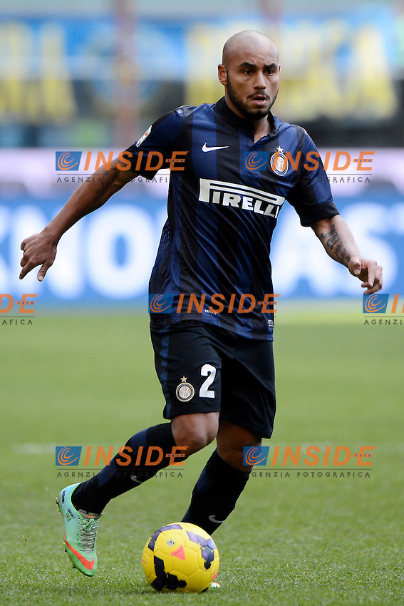 Jonathan Inter<br /> Milano 26-01-2014 Stadio Giuseppe Meazza - Football 2013/2014 Serie A. Inter - Catania Foto Giuseppe Celeste / Insidefoto