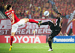 Guangzhou Evergrande plays Al Ahli during their AFC Champions League Final Match 2nd Leg on 21 November 2015 at the Tianhe Sport Center in Guangzhou, China. Photo by Alcalde / Power Sport Images