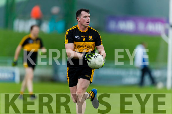 Alan O'Sullivan Dr Crokes in action against  South Kerry in the Senior County Football Final in Austin Stack Park on Sunday