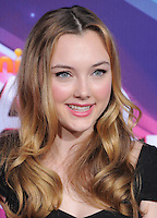 Victory Van Tuyl at the TeenNick HALO Awards held at The Palladium in Hollywood, California on November 17,2012                                                                               © 2012 Debbie VanStory/ iPhotoLive.com