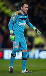 David Ospina of Arsenal - English FA Cup - Hull City vs Arsenal - The KC Stadium - Hull - England - 8th March 2016 - Picture Simon Bellis/Sportimage