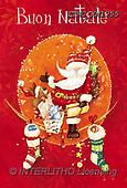 Marcello, CHRISTMAS SANTA, SNOWMAN, WEIHNACHTSMÄNNER, SCHNEEMÄNNER, PAPÁ NOEL, MUÑECOS DE NIEVE, paintings+++++,ITMCXM1955,#X#