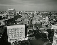 1959 December 16..Redevelopment...Downtown North (R-8)..Downtown Progress..North View from VNB Building..HAYCOX PHOTORAMIC INC..NEG# C-59-5-18.NRHA#..