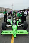 4 August 2007: Scott Sharp (USA) at the Firestone Indy 400, Michigan International Speedway, Brooklyn, Michigan