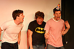 Murderfist at Sketchfest NYC, 2009. Sketch Comedy Festival at the Upright Citizen's Brigade Theatre, New York City.