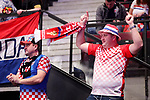 18.01.2020., Austria, Vienna, Wiener Stadthalle - European Handball Championship, Group I, Round 2, Croatia - Germany. Fans <br /> <br /> Foto © nordphoto / Luka Stanzl/PIXSELL