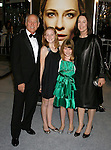 "WESTWOOD, CA. - December 08: Producers Frank Marshall, wife Kathleen Kennedy and daughters Lili and Megan arrive at the Los Angeles premiere of ""The Curious Case Of Benjamin Button"" at the Mann's Village Theater on December 8, 2008 in Los Angeles, California."