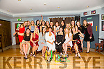 Kerry Camogie and Clanmaurice Camogie at the Kerry Camogie  Awards and Social Night at  McHales Stretford End Causeway on Friday
