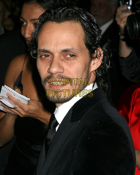 MARC ANTHONY .Arrivals at the 10th Annual Ace Awards at Cipriani, New York, NYC, USA, October 30th 2006..portrait headshot beard stubble.Ref: IW.www.capitalpictures.com.sales@capitalpictures.com.©Ian Wilson/Capital Pictures