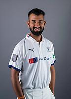 Picture by Allan McKenzie/SWpix.com - 05/04/2018 - Cricket - Cheteshwar Pujara - Headingley Cricket Ground, Leeds, England - Cheteshwar Pujara.