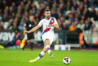Crystal Palace James McArthur during the Premier League match between West Ham United and Crystal Palace at the Olympic Park, London, England on 5 October 2019. Photo by Andrew Aleksiejczuk / PRiME Media Images.