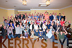 90TH: Peg McGlynn Coolvanney,Castleisland who celebrated her 90th birthday with her family and friends who travelled from England and further afield and Coolvanney, Castleisland in the Crown Hotel, Castleisland on Tuesday night.
