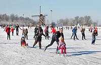 Schaatsen in Noord-Holland