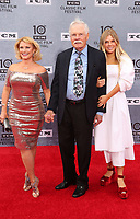 Los Angeles CA Apr 11: Mimi Bean, Ted Turner, Laura Elizabeth, arrive to 2019 TCM Classic Film Festival Opening Night Gala And 30th Anniversary Screening Of &quot;When Harry Met Sally&quot;, TCL Chinese Theatre, Los Angeles, USA on April 11, 2019 <br /> CAP/MPI/FS<br /> &copy;FS/MPI/Capital Pictures