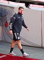 13th June 2020, Allianz Erena, Munich, Germany; Bundesliga football, Bayern Munich versus Borussia Moenchengladbach; Joshua KIMMICH, FCB 32