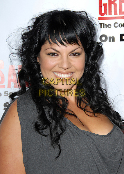 SARA RAMIREZ.The Grey's Anatomy 2nd Season DVD Launch held at Social in Hollywood, California, USA..September 5th, 2006.Ref: DVS.headshot portrait.www.capitalpictures.com.sales@capitalpictures.com.©Debbie VanStory/Capital Pictures