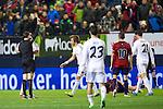 MADRID. ESPAÑA. FÚTBOL.<br /> Football match during La Copa del Rey (Spain);  04/01/2014.<br /> En la imagen :